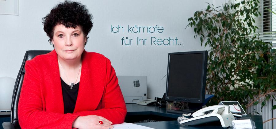 Rechtsanwältin Renate Ebrahaim